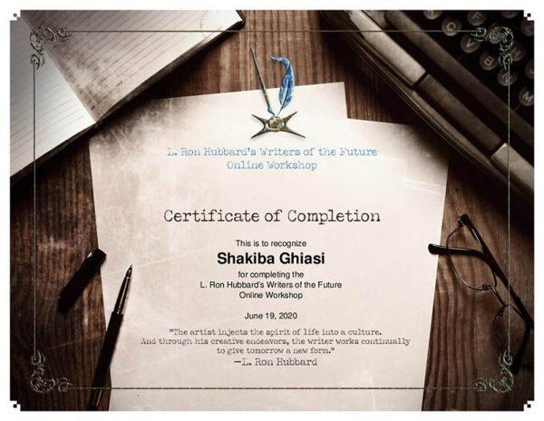 Shakiba Ghiasi